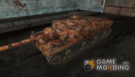 шкурка для T28 №8 for World of Tanks