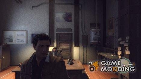 Обновлённый кабинет Дерека для Mafia II