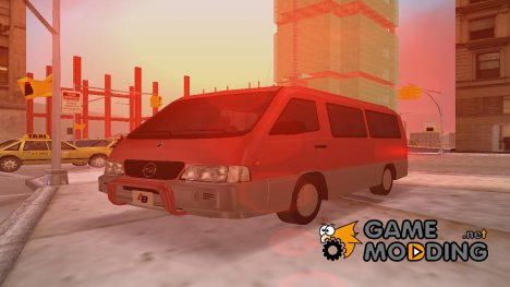 2002 Ssangyong Istana for GTA 3