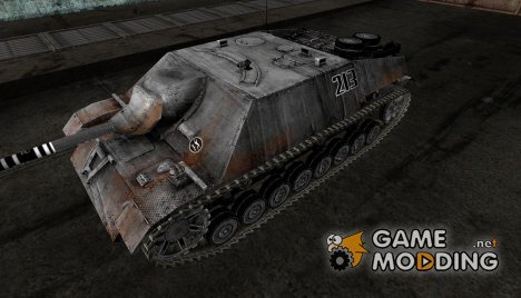 JagdPzIV 3 для World of Tanks
