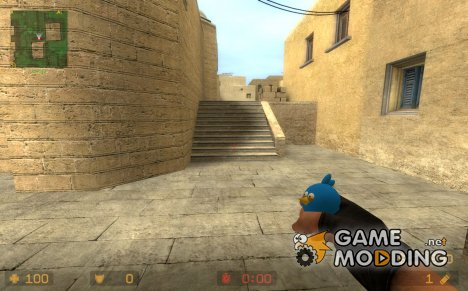 Angry birds final flashbang for Counter-Strike Source