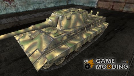 Шкурка для E-50 Ausf.M for World of Tanks