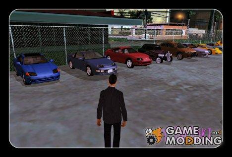 """""""Спортивный класс"""" by TheToki для GTA San Andreas"""