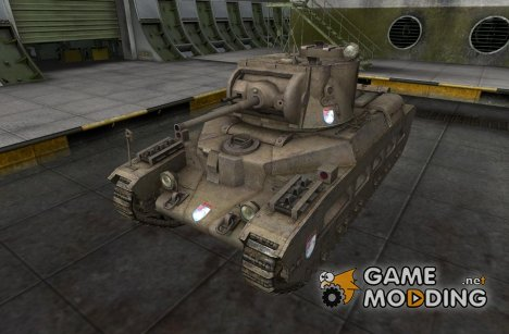 Шкурка для Matilda for World of Tanks