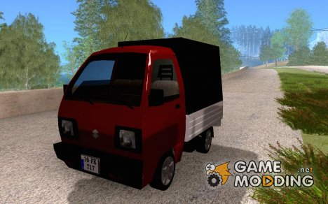 Suzuki Carry Kamyonet для GTA San Andreas
