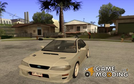 Subaru Impreza GC8 JDM SPEC for GTA San Andreas