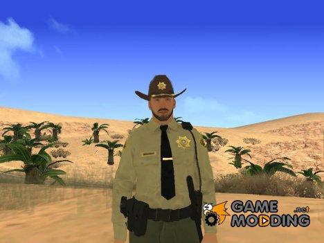 Шериф из GTA 5 для GTA San Andreas