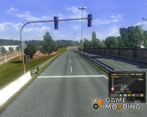 No Dead End v1.0 for Euro Truck Simulator 2