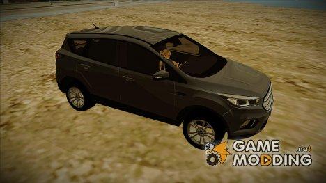 Ford Kuga (2016) for GTA San Andreas