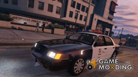 1999 Ford Crown Victoria LAPD для GTA 5
