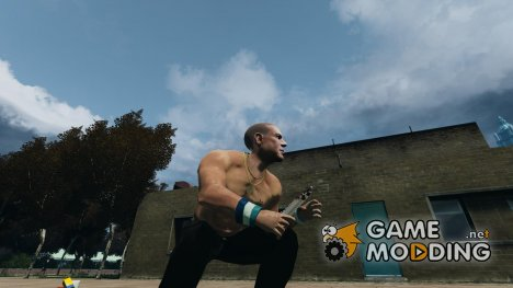 Bloody Knife V1.1 для GTA 4
