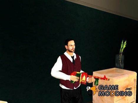 Новый wmyva HD для GTA San Andreas