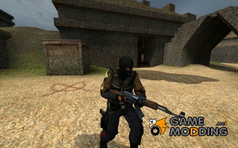 Woodland Phoenix V.2 для Counter-Strike Source