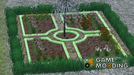 Garden v 2.0 for Farming Simulator 2013