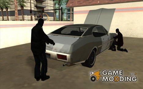 Жизненная ситуация 6.0 - Автозаправка for GTA San Andreas