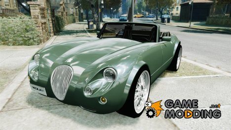 Wiesmann MF3 Roadster Final for GTA 4