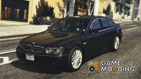 BMW 760i (e65) v1.1 for GTA 5