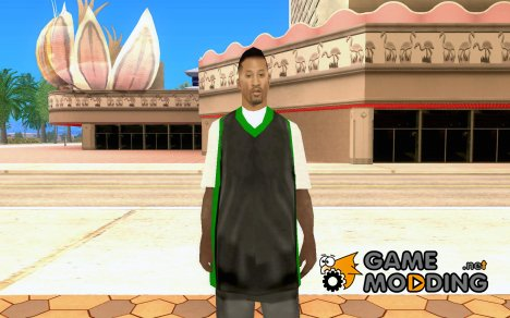 The New Grove Street Guy for GTA San Andreas