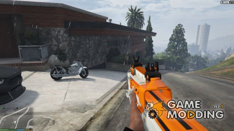 P90 ASIIMOV for GTA 5