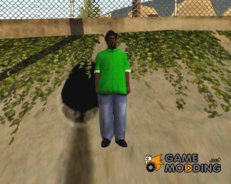 Новый Смоук for GTA San Andreas
