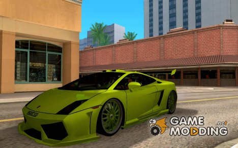 Lamborghini Gallardo LP560-4 Hamann for GTA San Andreas