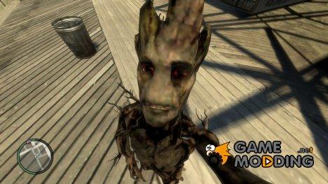 Грут (Стражи Галатики) for GTA 4