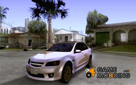 Chevrolet Lumina 2010 for GTA San Andreas