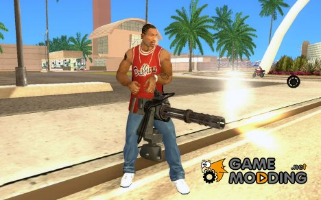 Качественный миниган for GTA San Andreas