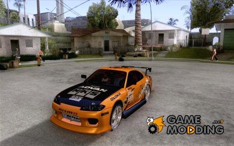 NISSAN Silvia S15 RFteam drifters для GTA San Andreas
