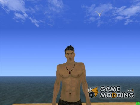 Dante (Devil May Cry) для GTA San Andreas