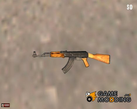 AK-47 for Mafia: The City of Lost Heaven