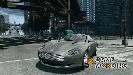 Aston Martin DB9 for GTA 4