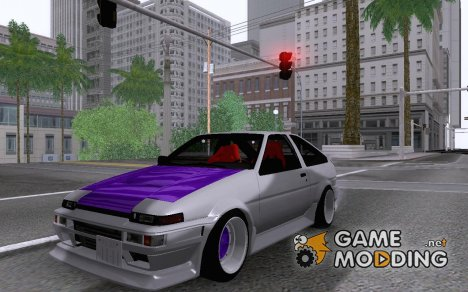 Toyota AE 86 for GTA San Andreas