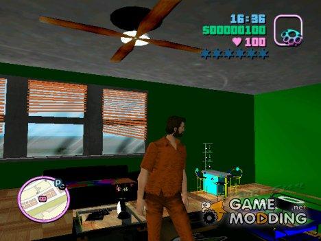 Тюремная роба for GTA Vice City