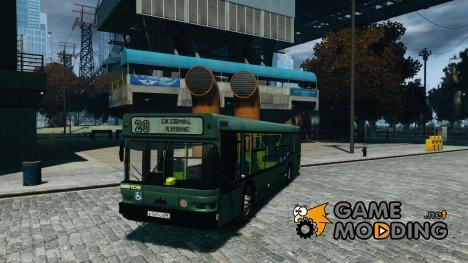 МАЗ 103 Автобус for GTA 4