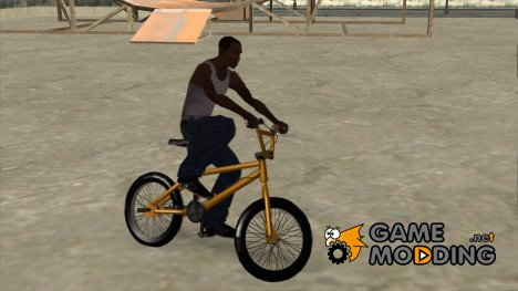 BMX from GTA V for GTA San Andreas