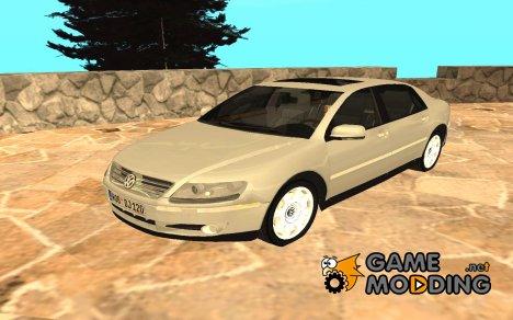 Volkswagen Phaeton W12 V2.0 (2009) для GTA San Andreas