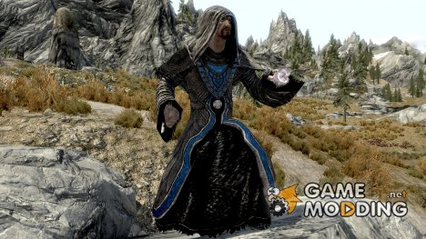 Greybeard Dragon Ice Armor для TES V Skyrim