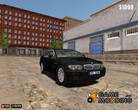 BMW 760i e65 for Mafia: The City of Lost Heaven