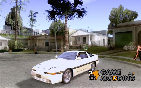 Toyota Supra MK3 for GTA San Andreas