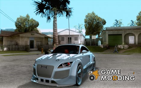 Audi TT 2007 Tuned for GTA San Andreas