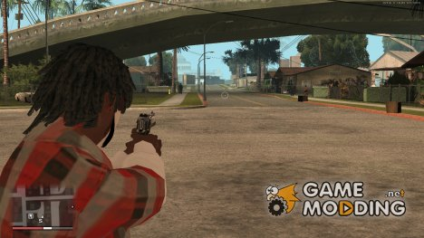 GTA 5 Aiming for GTA San Andreas
