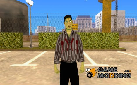 Zombie Skin - omyri for GTA San Andreas