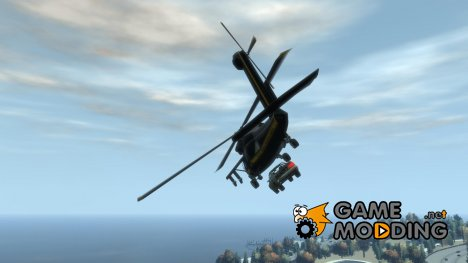 Skylift Hook Mod для GTA 4