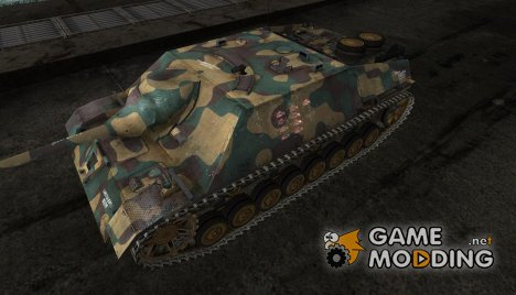 JagdPzIV 14 для World of Tanks