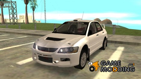 Mitsubishi Lancer Evo 9 for GTA San Andreas