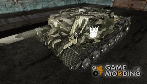 ИСУ-152 08 for World of Tanks
