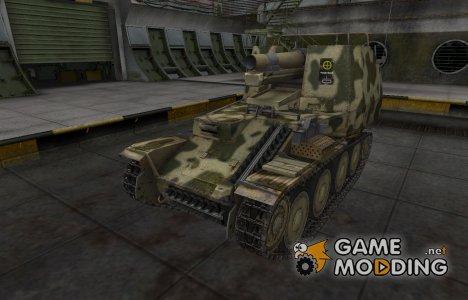 Исторический камуфляж Grille для World of Tanks