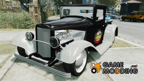 Ford Farmtruck MF 1932 для GTA 4