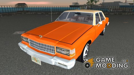 Chevrolet Caprice 1986 for GTA Vice City